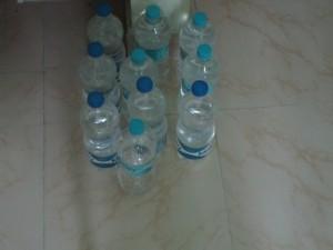 Wasservorrat1,5 Tage