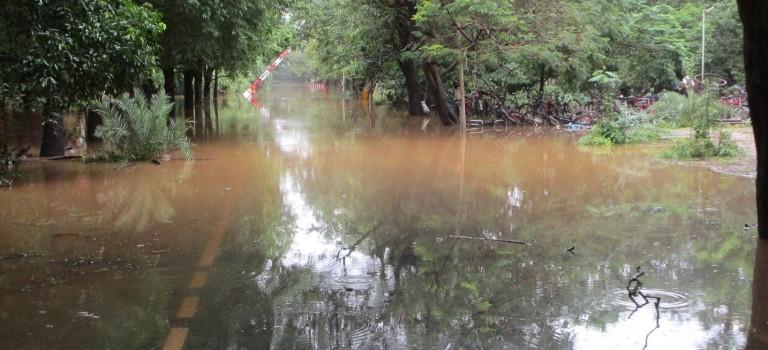 Monsun in Chennai
